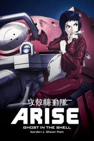 Ghost in the Shell Arise: Border 1 – Ghost Pain